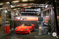 Messestand Dodge